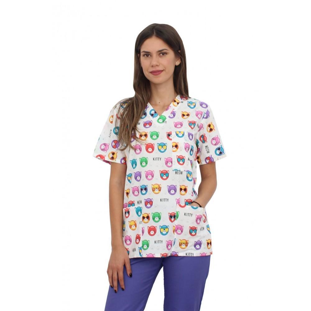 doctor in uniforma